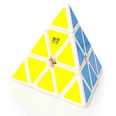 preiswerte -Zauberwürfel 153 Pyramid Alien 3*3*3 Glatte Geschwindigkeits-Würfel Magische Würfel Zum Stress-Abbau Bildungsspielsachen Puzzle-Würfel