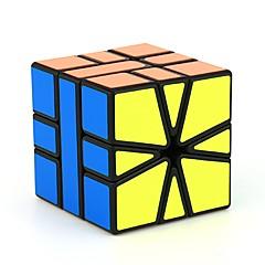 tanie Kostki Rubika-Kostka Rubika Kosmita / Square-1 Gładka Prędkość Cube Magiczne kostki / Gadżety antystresowe / Zabawka edukacyjna Puzzle Cube Naklejka gładka / Przeciwe stresowi i niepokojom Prezent Klasyczny Dla