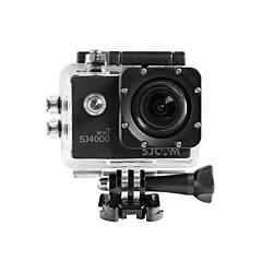 SJ4000wifi 12 MP 5 MP 8 MP 1280 x 720 Voor buiten Draagbaar Koffer Bewegingsdetectie 60fps 30fps 15fps -1/3 2 CMOS 64 GB H.264 Engels