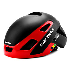 CAIRBULL 2017 New Unisex Ultralight EPS Bike Helmets 10 Vents Cycling Helmet 8 Color 54-60cm