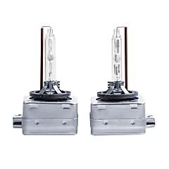joyshine d1s 35w 3200lm 4300k lämmin valkoinen auto hidastaa xenon lamppuja (2 kpl)
