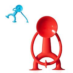 billige Originale moroleker-LT.Squishies Fidgetleker / Sugekoppfigurer Familie Stress og angst relief / Office Desk Leker 1pcs Barne / Voksne