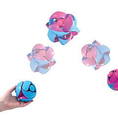 장난감 스트레스 완화 장난감 잡다한 것 리트랙터블 케이블 스트레스와 불안 완화 접을수 있는 색상-변화 창의적 조각