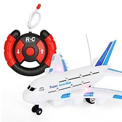 "RC מטוס A380 2 ערוצים ק""מ / ח מוכן לשימוש"