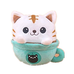 Peluches Jouets Chat Meubles Animaux Animaux 1 Pièces