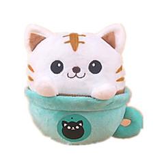 צעצועים ממולאים צעצועים חתול לרהיטים בעלי חיים חיות 1 חתיכות