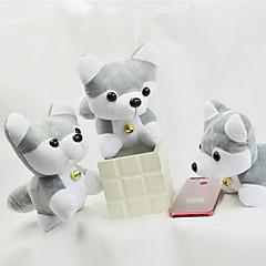baratos -Stuffed Toys Brinquedos Cachorros Animais Formato Animal Animais Família Amigos Animais Macio Brinquedo dos desenhos animados Decorativa
