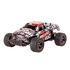 billige Fjernstyrte biler-Radiostyrt Bil 2811 2.4G Buggy (Off- Road) / Racerbil / Driftbil 1:20 * KM / H Fjernkontroll / Oppladbar / Elektrisk