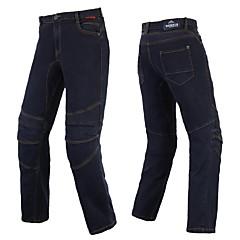 pánské motocyklové ochranné kalhoty s ochranným pancířem pro motorsport