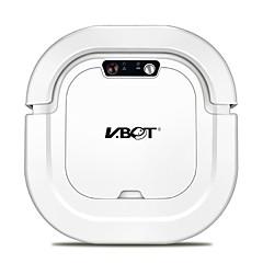 billige Smartrobotter-VBOT Robot Vacuum Renere G270 Dry Mopping Selvopladning Væltesikring Fjernbetjening Automatisk Rensning Spot rengøring Edge Cleaning / Antikollisionssystem / Klatring funktion / Slankt design