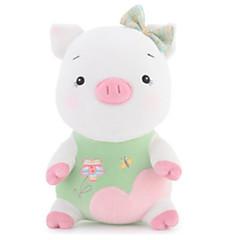 장난감을 채웠다 장난감 동물 동물 애니멀 돼지 조각