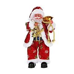 Christmas Gifts Toys Santa Suits Holiday People Sparkling Holiday Kids Pieces