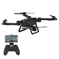 RC Drone JIESTAR X8TW 4-kanaals 6 AS 2.4G Met 720P HD-camera RC quadcopter FPV LED-verlichting Terugkeer Via 1 Toets Auto-Takeoff