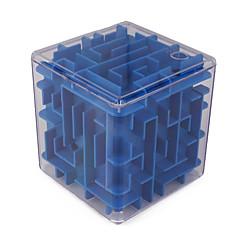 Magické kostky Míčky Vzdělávací hračka Bludiště a puzzle Bludiště Hračky Hračky Obdélníkový 3D Pieces Nespecifikováno Unisex Dárek