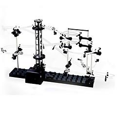 Spacerail 233-1 6500MM Sets zum Selbermachen Bildungsspielsachen Track-Schienen-Auto Streckensets Marmorschienen-Sets Coaster Spielzeug