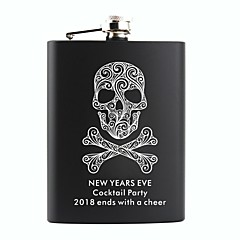cheap Wedding Gifts-Non-personalized Material Stainless Steel Others Barware & Flasks Flask Hip Flasks Groom Groomsman Parents Baby & Kids Party Party /