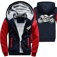 tanie Kurtki motocyklowe-mężczyźni motocykl jecket odporny na wiatr, odporny na zużycie, ochraniacz na kurtkę do sportów motorowych