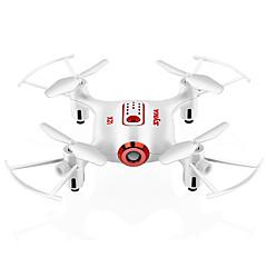 billige Fjernstyrte quadcoptere og multirotorer-RC Drone SYMA X21 4 Kanal 6 Akse 2.4G Fjernstyrt quadkopter Fjernstyrt Quadkopter / Brukerhåndbok