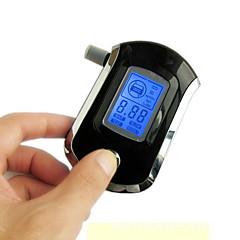 tanie Testery i detektory-at6000 preessional policja przenośny cyfrowy tester alkoholu alkoholu w wydychanym powietrzu