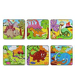 צעצועים צעצועי חינוכי בעלי חיים ילדים קלאסיים חתיכות