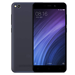 xiaomi redmi 4a 5.0in 4g älypuhelin (2gb + 16gb 13mp snapdragon 425 3120mah)