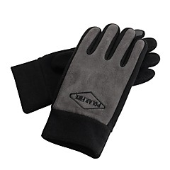 Deget Întreg Keep Warm Material cu burete Iarnă Unisex Pescuit Exerciții exterior