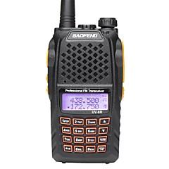 billige Walkie-talkies-BAOFENG Walkie-talkie Håndholdt 5-10 km 5-10 km Walkie Talkie Toveis radio