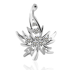 cheap Pins and Brooches-Women's Brooches - Basic Brooch Silver For Wedding / Party