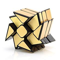 baratos -Cubo mágico Cubo QI Mirror Cube 3*3*3 Cubo Macio de Velocidade Cubos de Rubik Cubo Mágico O stress e ansiedade alívio Brinquedos de escritório Alivia ADD, ADHD, Ansiedade, Autismo Sitios Crianças