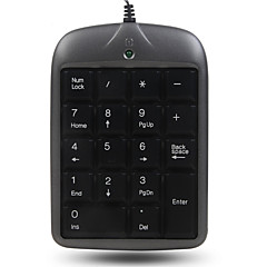 billiga Keyboards-TK-5 Kabel 18 pcs Mini USB Port driven