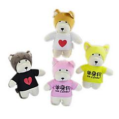 baratos -Cachorros Animal Stuffed Toys Animais de Pelúcia Fofinho Crianças Férias Animais Casual