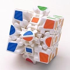 tanie Kostki Rubika-Kostka Rubika Sprzęt 3*3*3 Gładka Prędkość Cube Kostki Rubika Puzzle Cube Przeciwe stresowi i niepokojom / Zabawka na koncentrację / Zabawki biurkowe Klasyczny styl Prezent Dla dziewczynek