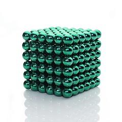 tanie Zabawki magnetyczne-216 pcs 3mm Zabawki magnetyczne Blok magnetyczny / Kulki magnetyczne / Klocki קלאסי Błyszczące Prezent
