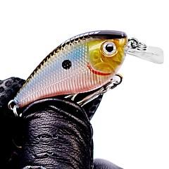 billiga Fiskbeten och flugor-6 st Fiskbete Veva Hårt bete Plast Utomhus Sjöfiske Trolling & Båt Fiske Drag-fiske