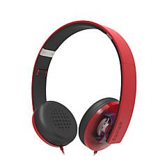 billiga Headsets och hörlurar-EDIFIER H750 Headband Kabel Hörlurar Dynamisk Plast Spel Hörlur Vikbar headset