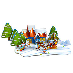 cheap -Model Building Kit Holiday Parent-Child Interaction Hand-made Exquisite Lovely Soft Plastic 1pcs Contemporary Cartoon Kid's Adults' Gift