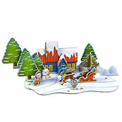 preiswerte -Modellbausätze Urlaub Eltern-Kind-Interaktion Handgefertigt Exquisit lieblich Weicher Kunststoff 1pcs Moderne Zeichentrick Kinder