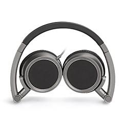billiga Headsets och hörlurar-EDIFIER H690 Headband Kabel Hörlurar Dynamisk Plast Pro Audio Hörlur Vikbar / HI-FI / mikrofon headset
