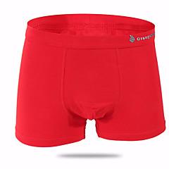 billige Undertøj og sokker til drenge-Drenge Undertøj Ensfarvet, Bomuld Alle årstider Rød