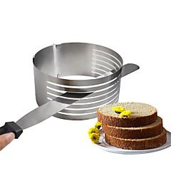 tanie Przybory do pieczenia-Narzędzia do pieczenia Alloy Alumium Nowości Narzędzie do pieczenia Kreatywny gadżet kuchenny Tort Akcesoria kuchenne Foremki do ciasta 1 szt.