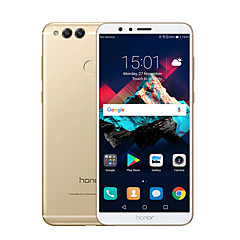 "Недорогие -Huawei HONOR 7X Global Version 5.95 "" 4G смартфоны ( 4GB + 64Гб 2 мегапикс. 16MP Hisilicon Kirin 659 3340mAh)"