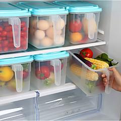 Χαμηλού Κόστους Οργάνωση κουζίνας-Πλαστική ύλη Δημιουργική Κουζίνα Gadget Επιτραπέζια Διοργανωτές 1pc Οργάνωση κουζίνας