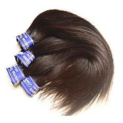 お買い得  人毛レミーみの毛エクステ-高品質 12ヶ月 0.2 日常 クラシック