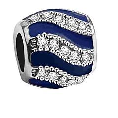 billige Perler og smykkemaking-DIY Smykker 1 stk Perler Fuskediamant Legering Rød Marineblå Tube Formet Perlene 0.2 cm DIY Halskjeder Armbånd