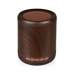 612 Speaker Bluetooth-højttaler Taler Bluetooth 2.1 3.5mm Subwoofer Gul Brun