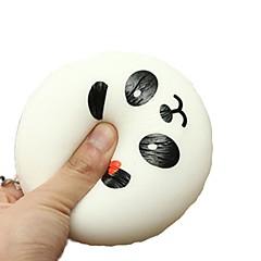 tanie Odstresowywacze-LT.Squishies / Squishy Zabawki do ściskania Okrągły Panda Zabawki biurkowe Stres i niepokój Relief Zabawki dekompresyjne Zabawne Jedzenie