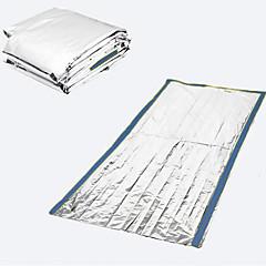 baratos -Cobertor de Emergência retenção de calor Isolamento térmico Dobrável EVA 10 Campismo / Escursão / Espeleologismo Acampar e Caminhar Todas