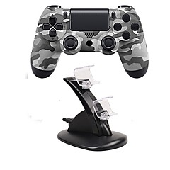 tanie PS4: akcesoria-Kontroler gry Na PS4 ,  Handle Gaming Kontroler gry ABS 1 pcs jednostka