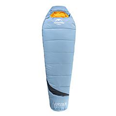 baratos -Saco de dormir Tipo Múmia 0°C Manter Quente Portátil 210X80 Campismo Solteiro (L150 cm x C200 cm)
