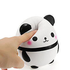 billige Originale moroleker-LT.Squishies Klemmeleker Dyr / Panda Office Desk Leker / Stress og angst relief / Dekompresjon Leker Mote Barne Gave